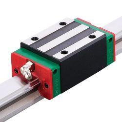 Оригинальные Hiwin линейной направляющей HGH20 Hgr20 200 мм/300 мм/400 мм/500 мм/600 мм + HGH20ca Hgr20CA для подшипника линейного перемещения деталей с ЧПУ