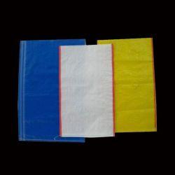 Sacs en plastique noir de céréales SAC SAC SAC tissé Fabrication PP