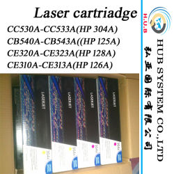 HP CB540A(125A), HP Cc530A(304A) - OEM 호환용 레이저 컬러 카트리지