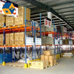 Lagerregale Heavy-Duty Car Shuttle Cold Storage Palettenregale