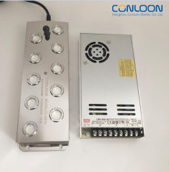 Micro creatore ultrasonico della foschia di Conloon per le piante idroponiche