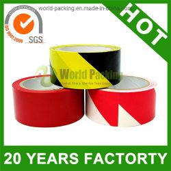 Cinta Amonestadora de la Seguridad Adhesiva del PVC (YST-FT-014)