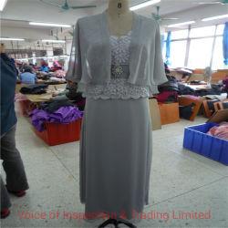 David Bride Evening Dress Final Random Inspection/QC Quality Assurance In de fabriek in Zhongshan