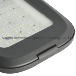 Calle luz LED 80W de la luz de carretera IP65 RoHS Post CE Certificado IP66 de alta calidad 5 años de garantía de la luz de la calle LED de iluminación exterior para el proyecto
