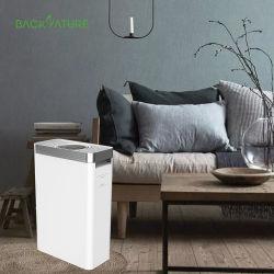 Backnature 건강한 생활을%s 공기 정화기가 UV 램프 Optiaonl 가구 공기 정화기에 의하여 Pm2.5 HEPA 집으로 돌아온다