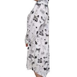 Printed Jersey der vorbildlichen Baumwolldame Schlafanzüge