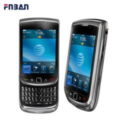 Pour Blackberry 9800 caméra déverrouillé 3,7 pouces 768Mo de RAM 4 Go de mémoire ROM 480x800 720p cellulaire reconditionné
