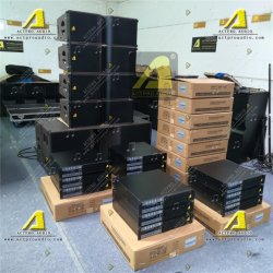 La8 DSP Verstärker 4 Lautsprecher-Verstärker-Berufsenergie AudioLa8 Ampere CH-1500W