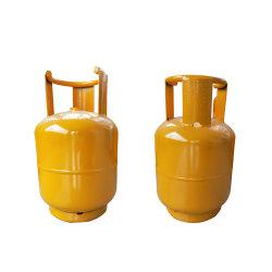 Verkoop het Gas van LPG van het Propaan van China met het Koken van de Klep van het Messing Gebruik 2.7kg 5kg 11kg