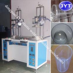 PVC 실린더 포장 상자 기념품 PVC 실린더 뚜껑 메이킹 기계, 기계 포장 산업을 만드는 플라스틱 컵 덮개