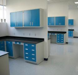 Chemical Physics Escola de Biologia da Ilha de Laboratório da bancada de trabalho do Mobiliário de laboratório