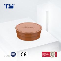 El PVC U-PVC presión Gasketed Tubo de drenaje de Adaptadores del sistema de tubo adaptador de enchufe GB Lección Dosen Sam-UK Tianyan OEM