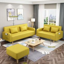 Pequena Família Sofá-Cama Dual-Use pessoas simples duplo dobra Multifuncional Nordic simples combinação moderna Sofá