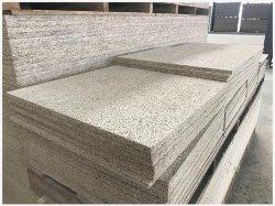 AG. Pannello acustico colorato di legno in lana cemento acustico