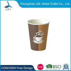 Биоразлагаемые Белый кофе керамические кружки пшеницы соломы кофе термос Skinny тумблерный рельефным индивидуальные кости Китая бумаги наружное кольцо подшипника
