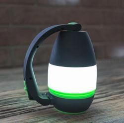 3W10CREE SMD PCS 100lumen recarregável e operado a bateria Design dobrável Camping Lantern Lanterna e candeeiro de secretária com 3 modos de flash