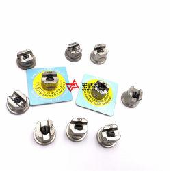 Hochdruck-Hartmetall-Spritzdüse für Reinigungssystem und Glasur Sprühen