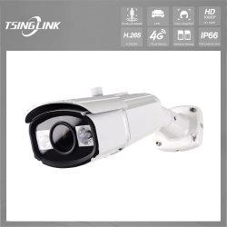 Outdoor Routes réseau de caméras de sécurité à domicile à distance filaire de surveillance vidéo HD 1080p la lentille du capteur de couleur IR WDR 2.0MP Bullet Caméra de vidéosurveillance IP résistant aux intempéries