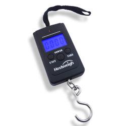 50kg colgada del gancho de pesca balanza electrónica equipaje Digital Báscula