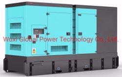 10kw 12.5kVA -600kw 750kVA Cummins Engine Genset 50Hz/50Hz 1500rpm/1800rpm 전기 열려있는 침묵하는을%s 가진 디젤 엔진 발전기 세트