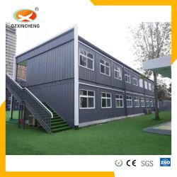Casa Container-Type Double-Storey moderna Escola Móvel House