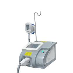 Su uso en casa una empuñadura de Crioterapia Crioterapia Maquina de congelación de la grasa del cuerpo frío de la máquina de adelgazamiento escultura