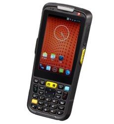La facturación de tarjetas NFC de mano electrónico POS Android con teclado numérico de la máquina