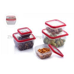 プラスチックBPAはふたが付いている気密の台所使用の食糧容器のお弁当箱を放す