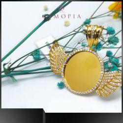 Personalizar el estilo vintage de mayorista exclusivo Collar Colgante de Joyería para Mujeres