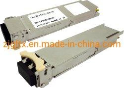 Fibre optique compatible RoHS 10GB/S+ Sr Qsfp L1 850nm 100m Transceiver optique LC