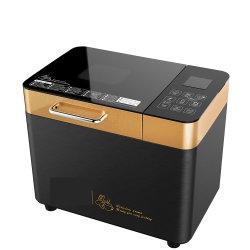 acier inoxydable 2.0lb ménage tactile machine à pain électrique automatique