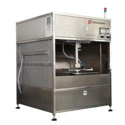 China Dongguan Guandong profesional Venta caliente de cuatro modos de pulverización automática de 4 ejes de maquinaria de inyección de aceite para juguetes de plástico