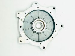 OEM New Energy/Electric Car Parts Cover ADC12 주물