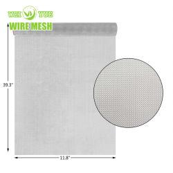 고품질 150 200 250 300마이크론 SS304/316 스테인리스 스틸 필터용 사각 금속 오븐 와이어 스크린 메쉬 네트