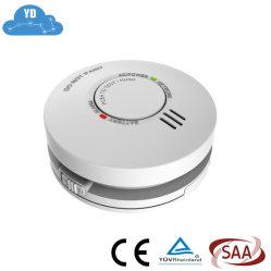 Alimentation CC avec avertisseur de fumée RF sans fil Alarme fumée 868 MHz