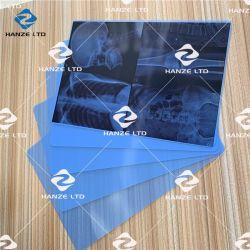 Fabrik-Preis-Krankenhaus-Gebrauch-Tintenstrahl-medizinische Strahlungs-Drucken-Film-Blau-Farbe