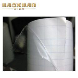 ملصق ترشيح ذاتي لاصق PVC لامع جدًا وميل ميكرون بارد