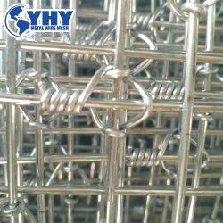 rete fissa del metallo tessuta nodo stretto della serratura di 1.5mx100m per i cervi