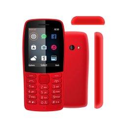 1,77 pulgadas teléfono móvil 2G en Dubai Mercado Mayorista tamaño mini Nokia-Style
