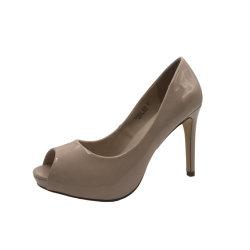 Plate-forme Fashion haut talon Peep Toe Chaussures pour dames
