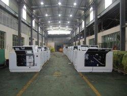 15kVA insonorizado Yangdong generador con súper tranquilo silenciador generador