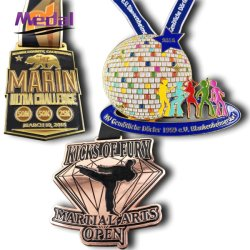 Kontaktieren Sie Den Lieferanten Jetzt Per Chat! Wholesale Sports Marathon Sports Meeting Medal