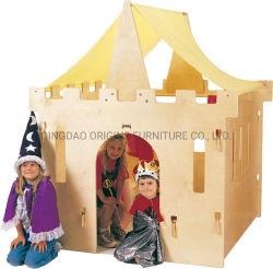 F4144 de la escuela jardín de infantes muebles interiores juguete de madera casa de muñecas