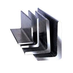 Super Carbono Aço macio estruturais Cantoneira de Ferro / Aço / Ângulo Igual Preço Cantoneira de Aço