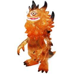Пользовательские предметы коллекционирования Sofubi искусства игрушки прозрачная виниловая пленка мягкой игрушки