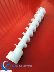 射出成形ナイロンプラスチック部品 PA 6/MC ナイロン / をカスタマイズ マスクマシン用 PP ナイロン製シーブプーリー