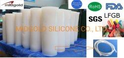 Caucho de silicona HTV Hcr para cable, perfiles, los sellos
