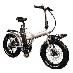 """[500و] مصغّرة طيّ كهربائيّة درّاجة 20 """" سمين إطار العجلة مؤخّرة إدارة وحدة دفع درّاجة كهربائيّة"""