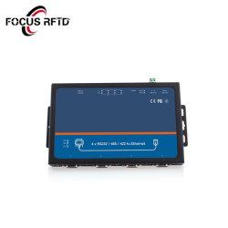 무인 중량 측정을 위한 4포트 직렬-IP 컨버터 St-TCP540I