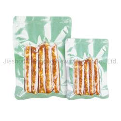 Композитный материал нейлон пластиковый мешок для упаковки продуктов питания вакуума достойной ответной мерой сумки / сумки
